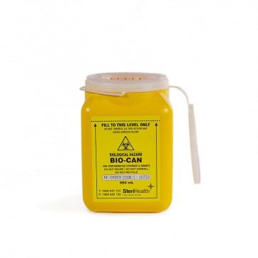Sharps container - 950ml