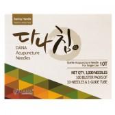 DANA 10T Korean Acupuncture Needles (10 needles per BLISTER)