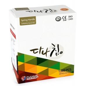 DANA 20T Korean Acupuncture Needles (20 Needles Per POUCH)