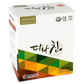 DANA 10T Korean Acupuncture Needles (10 Needles Per POUCH)