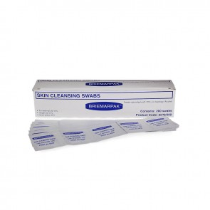 Alcohol swabs - pack of 200