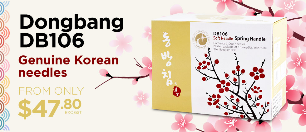 Dong Bang Acupuncture Needles