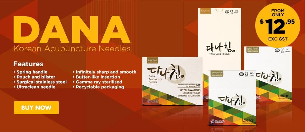 DANA Korean Acupuncture Needles